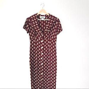 { v i n t a g e } Maxi Dress